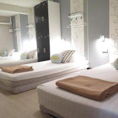 I-Sleep Silom Hostel Стандартный номер с различными типами кроватей