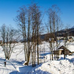 Отель Dolina Resort Zakopane Косцелиско спортивное сооружение