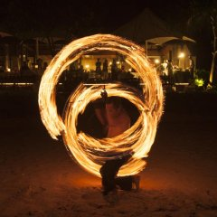 Отель Layana Resort And Spa Ланта развлечения