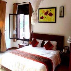 Отель Hoi An Garden Villas 3* Улучшенный номер с различными типами кроватей фото 7