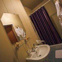 Гостиница Снежный барс Домбай 3* Студия Делюкс с различными типами кроватей фото 5