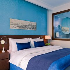 Radisson Blu Hotel, Kyiv Podil 4* Стандартный номер с двуспальной кроватью фото 3