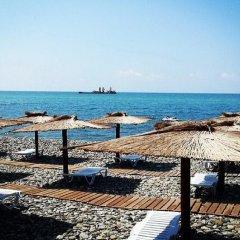 Отель Bass Сочи пляж фото 2