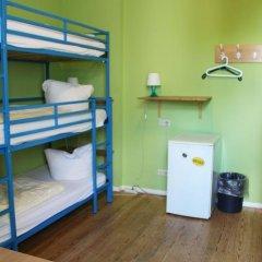 Buch-Ein-Bett Hostel Стандартный номер с двуспальной кроватью фото 12