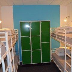 Отель Interhostel 2* Кровать в общем номере с двухъярусной кроватью фото 8
