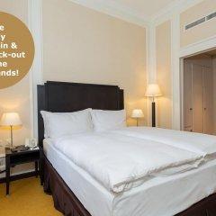 Euler Hotel Basel 4* Номер категории Эконом с различными типами кроватей