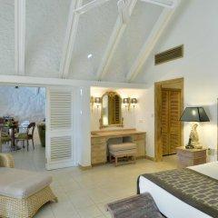 Отель La Pirogue A Sun Resort 4* Бунгало с различными типами кроватей фото 2