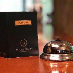 Отель Diplomat Hotel & SPA Албания, Тирана - отзывы, цены и фото номеров - забронировать отель Diplomat Hotel & SPA онлайн с домашними животными