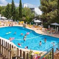 Отель Apartamentos Vista Club бассейн