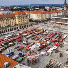 Отель Amedia Plaza Dresden Германия, Дрезден - 2 отзыва об отеле, цены и фото номеров - забронировать отель Amedia Plaza Dresden онлайн фото 2