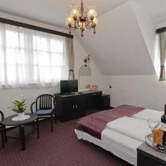 Budai Hotel 3* Стандартный номер с различными типами кроватей фото 16