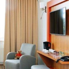 Oru Hotel 3* Стандартный семейный номер с разными типами кроватей фото 4
