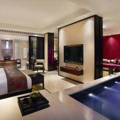 Отель Banyan Tree Macau Люкс с различными типами кроватей фото 11