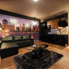 Отель EXCLUSIVE Aparthotel Улучшенные апартаменты с различными типами кроватей фото 35