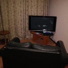 Гостиница Снежный барс Домбай комната для гостей