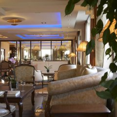 Anthemus Sea Beach Hotel and Spa интерьер отеля