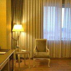 Bilek Istanbul Hotel Турция, Стамбул - 1 отзыв об отеле, цены и фото номеров - забронировать отель Bilek Istanbul Hotel онлайн комната для гостей фото 4