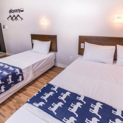 Отель Ekonomy Guesthouse Haeundae 3* Стандартный номер с различными типами кроватей фото 4