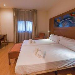 Отель Checkin Valencia 4* Стандартный номер разные типы кроватей