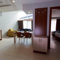 Ulu Resort Hotel 5* Представительский люкс с различными типами кроватей фото 3