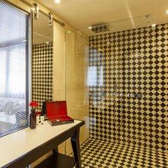 Quentin Boutique Hotel 4* Улучшенный номер с различными типами кроватей фото 17