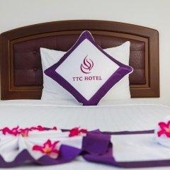 TTC Hotel Premium Phan Thiet 3* Улучшенный номер с различными типами кроватей