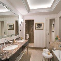 Palazzo Parigi Hotel & Grand Spa Milano 5* Люкс повышенной комфортности с двуспальной кроватью фото 4