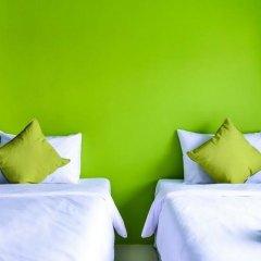 Отель Two Color Patong Номер Делюкс с двуспальной кроватью фото 15