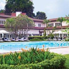 Goodwood Park Hotel 4* Номер Делюкс с различными типами кроватей фото 4