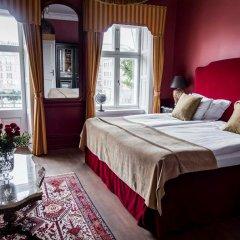 Отель Hôtel Eggers Швеция, Гётеборг - отзывы, цены и фото номеров - забронировать отель Hôtel Eggers онлайн комната для гостей фото 4