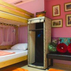 Баллет Хостел Кровать в женском общем номере с двухъярусной кроватью фото 18