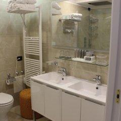 Grand Hotel Tiberio ванная фото 2
