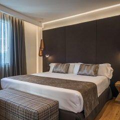 Отель Catalonia Gran Via 4* Люкс с различными типами кроватей фото 7