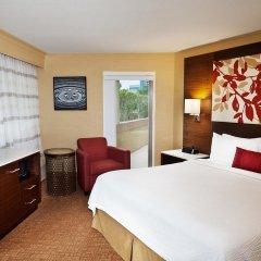 Отель Courtyard Los Angeles Century City Beverly Hills 3* Стандартный номер с различными типами кроватей фото 5