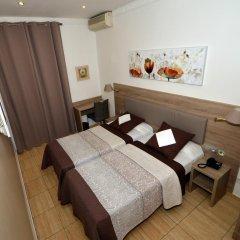 Hotel Parisien 2* Стандартный номер с 2 отдельными кроватями фото 2
