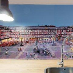 Отель Book in Madrid Plaza Mayor Мадрид развлечения