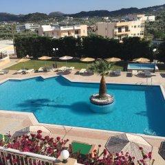 Diagoras Hotel бассейн