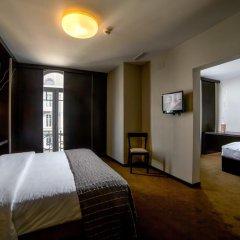 Hotel Expo Astoria 3* Стандартный семейный номер с различными типами кроватей