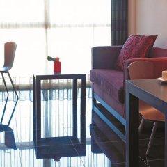 Отель Hesperia Fira Suites 5* Стандартный номер с различными типами кроватей фото 7