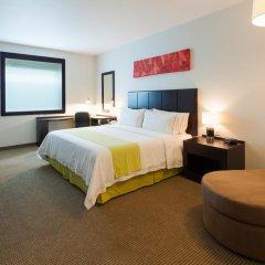 Отель Holiday Inn Express Guadalajara Iteso 2* Стандартный номер с различными типами кроватей фото 3