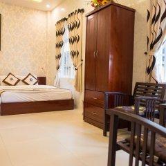 Отель Ngo Homestay 3* Стандартный номер фото 8