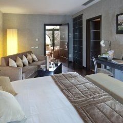 Отель c-hotels Fiume 4* Представительский номер разные типы кроватей фото 3