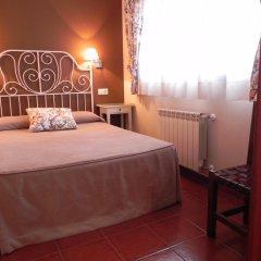 Отель Hospederia Los Pinos комната для гостей
