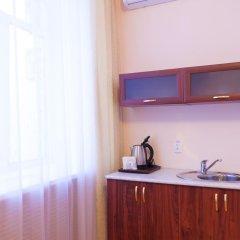 Апарт-Отель Череповец Улучшенный номер с разными типами кроватей фото 3