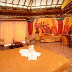 Roman Boutique Hotel 3* Стандартный семейный номер с двуспальной кроватью фото 9