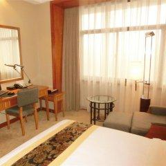 Baiyun Hotel Guangzhou 4* Представительский номер с различными типами кроватей фото 4