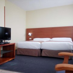 Hotel Silken Torre Garden 3* Стандартный номер с разными типами кроватей фото 8
