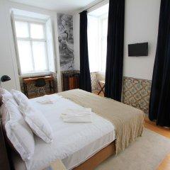 Lisboa Prata Boutique Hotel 3* Стандартный номер с различными типами кроватей фото 7
