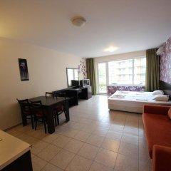 Апартаменты Menada Forum Apartments Студия с различными типами кроватей фото 21