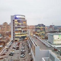 Мост Сити Апарт Отель 3* Улучшенные апартаменты фото 8